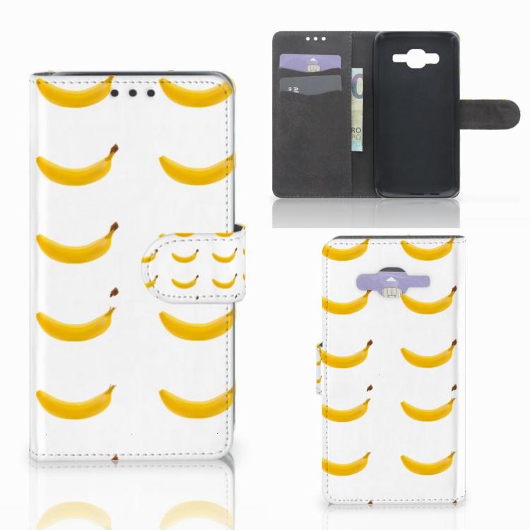Samsung Galaxy J5 (2015) Book Cover Banana