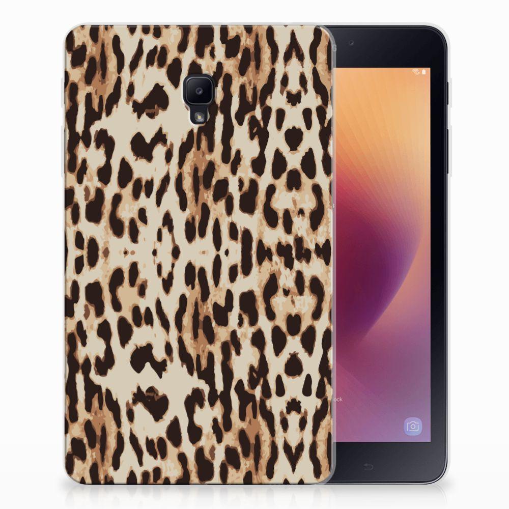 Samsung Galaxy Tab A 8.0 (2017) Back Case Leopard