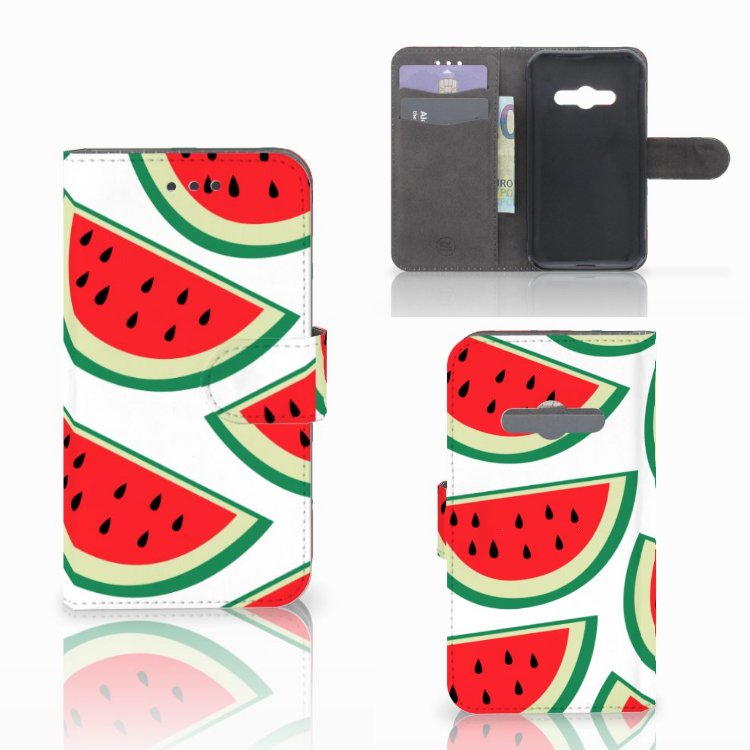 Samsung Galaxy Xcover 3 | Xcover 3 VE Book Cover Watermelons