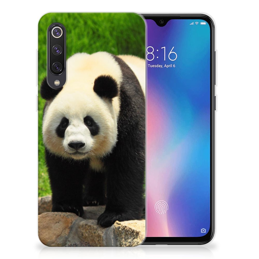 Xiaomi Mi 9 SE TPU Hoesje Panda