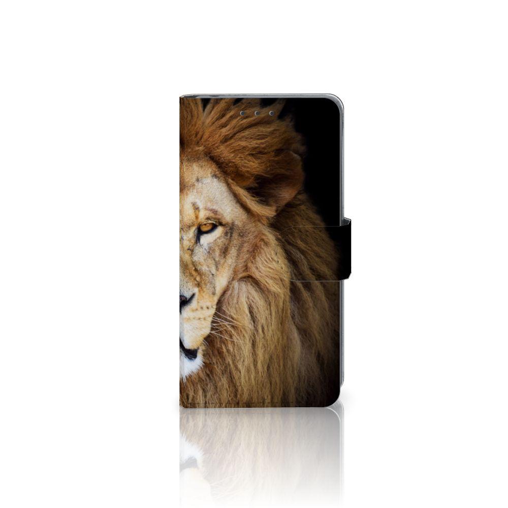 Sony Xperia Z2 Boekhoesje Design Leeuw