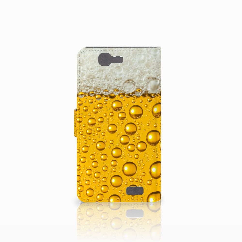 Huawei Ascend G7 Book Cover Bier