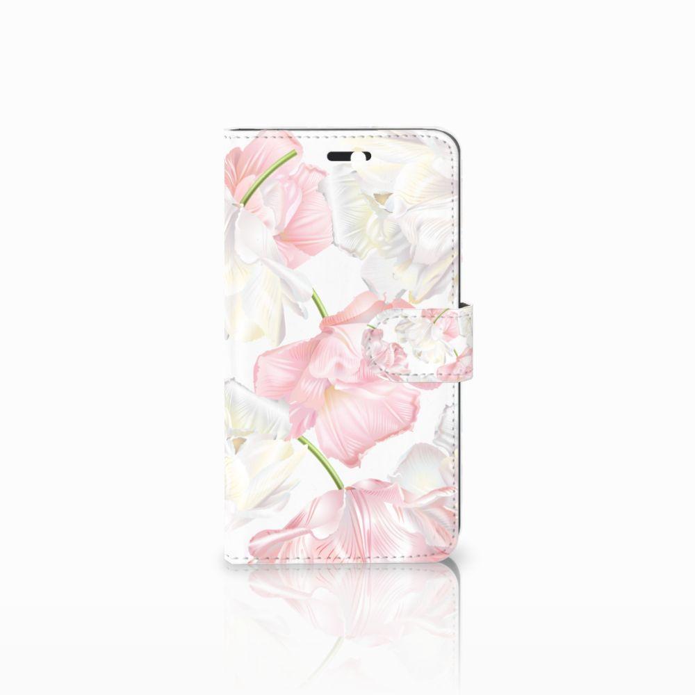 Huawei Y6 II | Honor 5A Boekhoesje Design Lovely Flowers