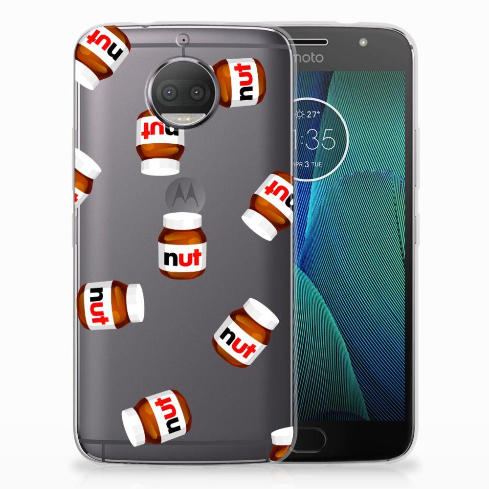 Motorola Moto G5S Plus Siliconen Case Nut Jar