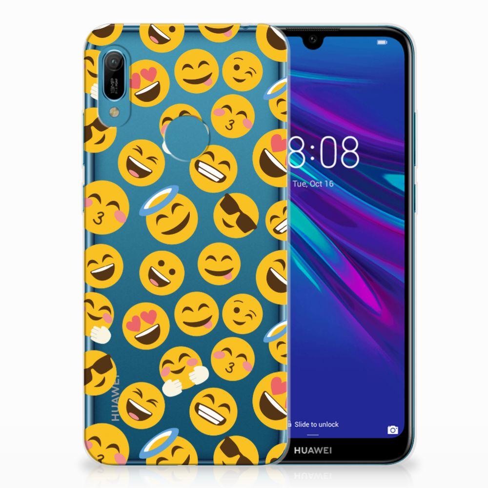 Huawei Y6 2019 | Y6 Pro 2019 TPU bumper Emoji