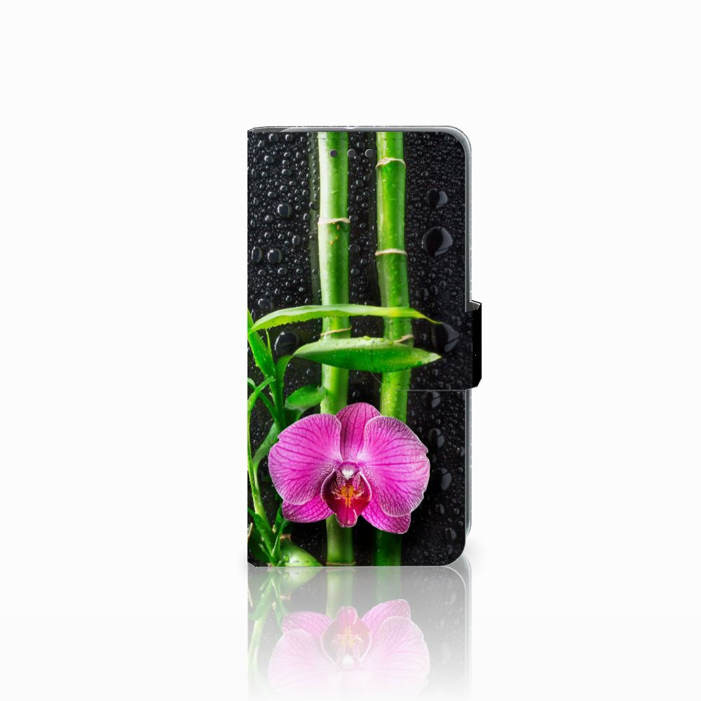 HTC U11 Life Boekhoesje Design Orchidee
