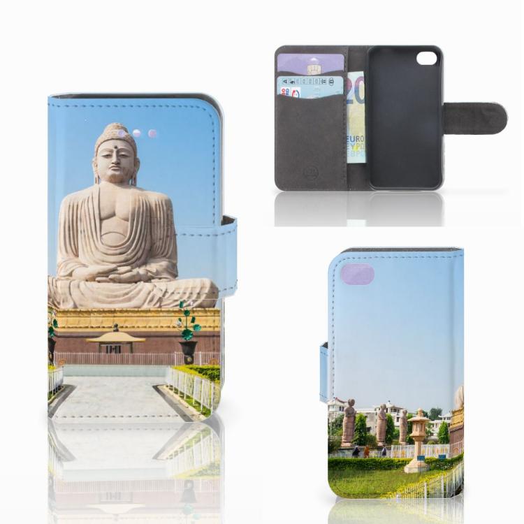 Apple iPhone 4 | 4S Flip Cover Boeddha