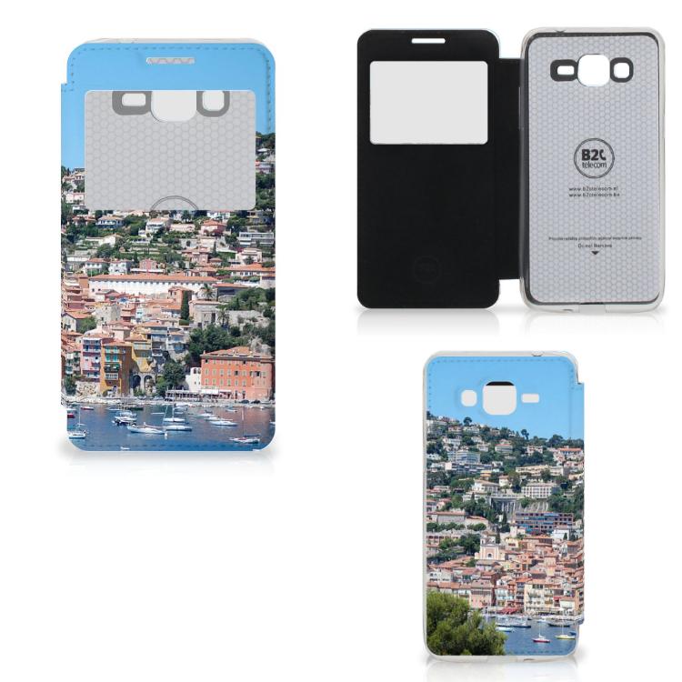 Samsung Galaxy Grand Prime Flip Cover Zuid-Frankrijk