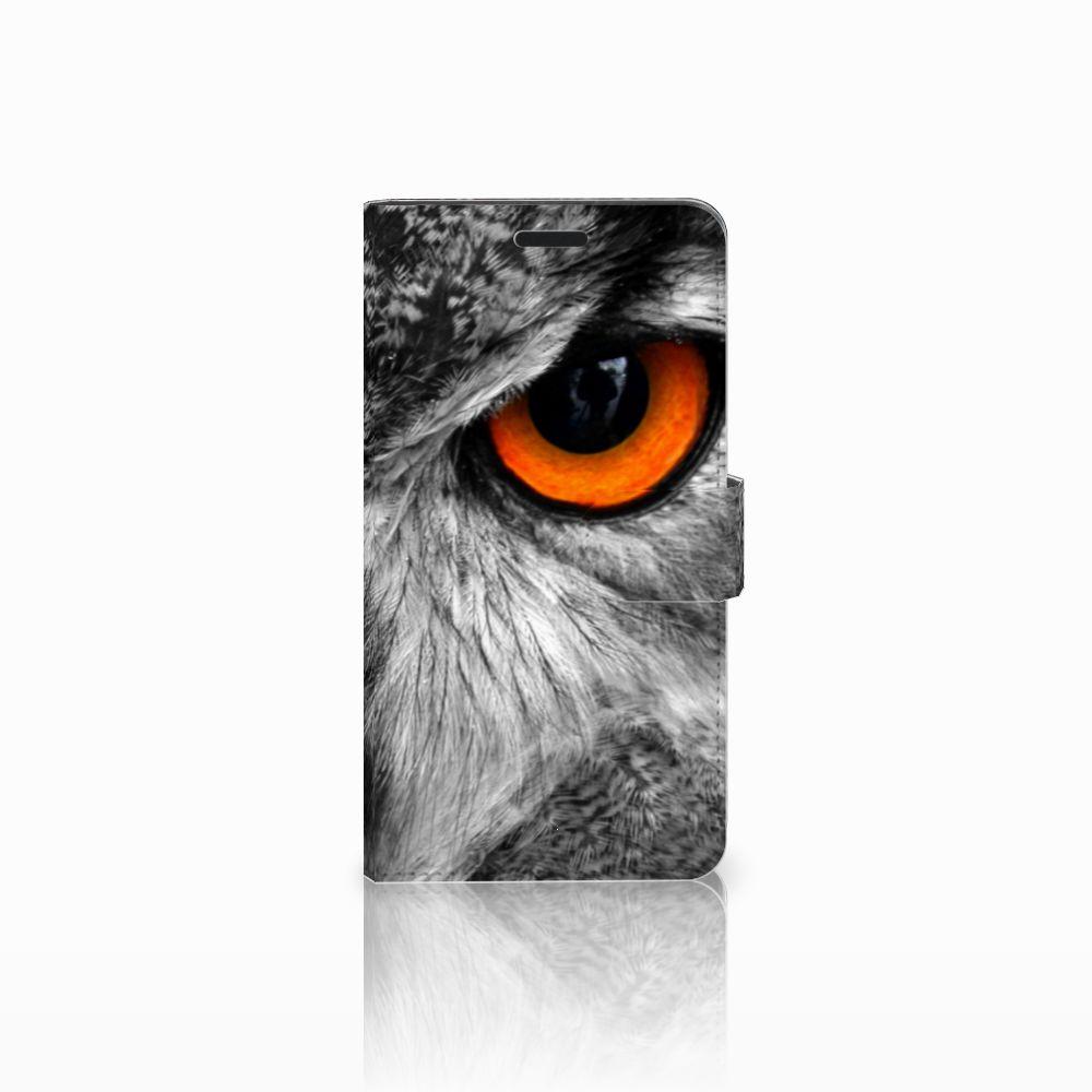 Sony Xperia T3 Boekhoesje Design Uil