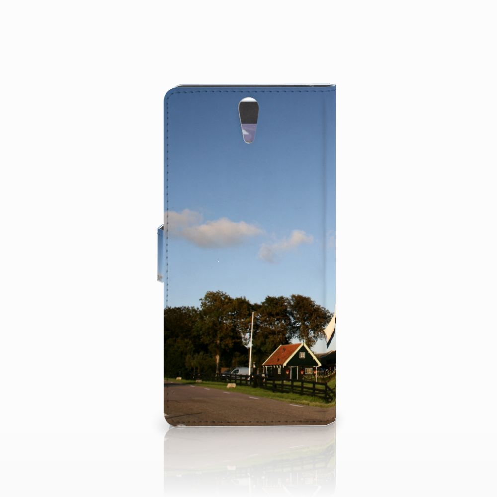 Sony Xperia C5 Ultra Flip Cover Molen