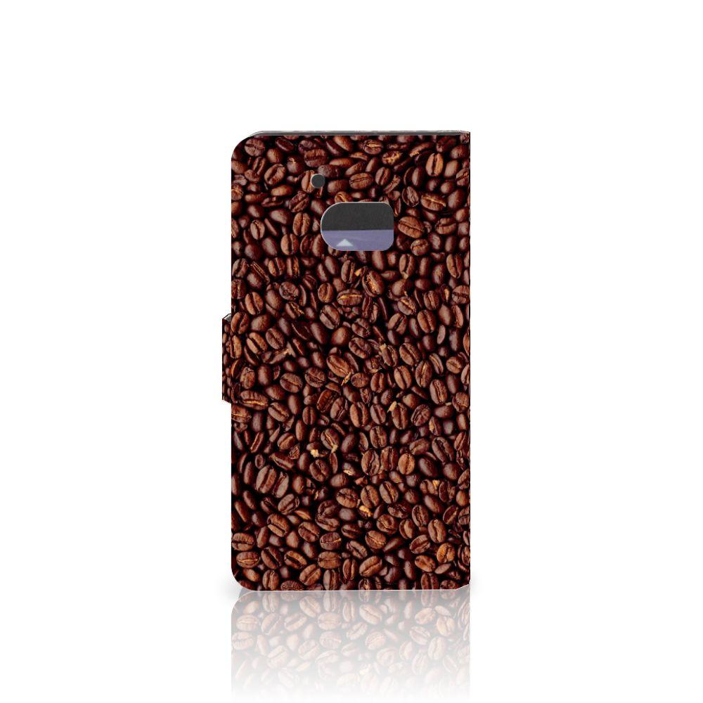 HTC 10 Book Cover Koffiebonen