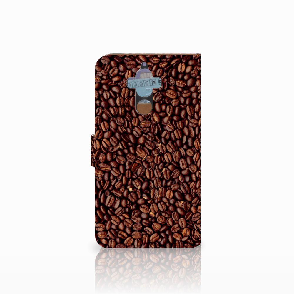 Huawei Mate 9 Book Cover Koffiebonen