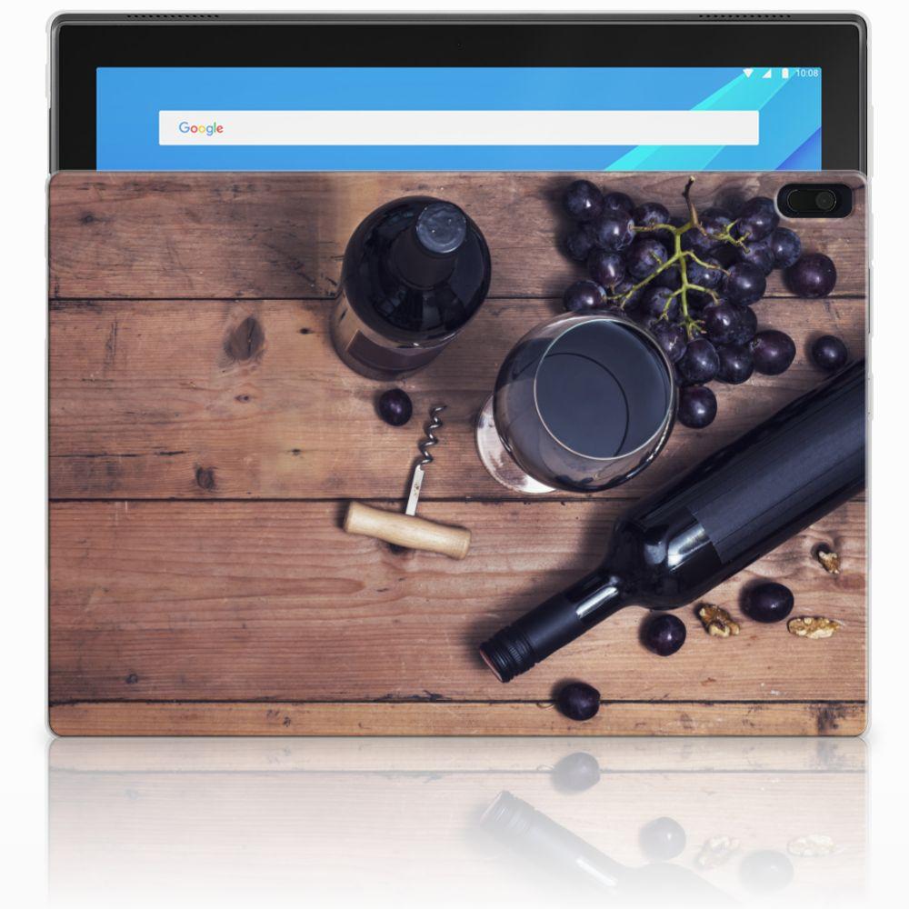 Lenovo Tab 4 10.1 Tablet Cover Wijn