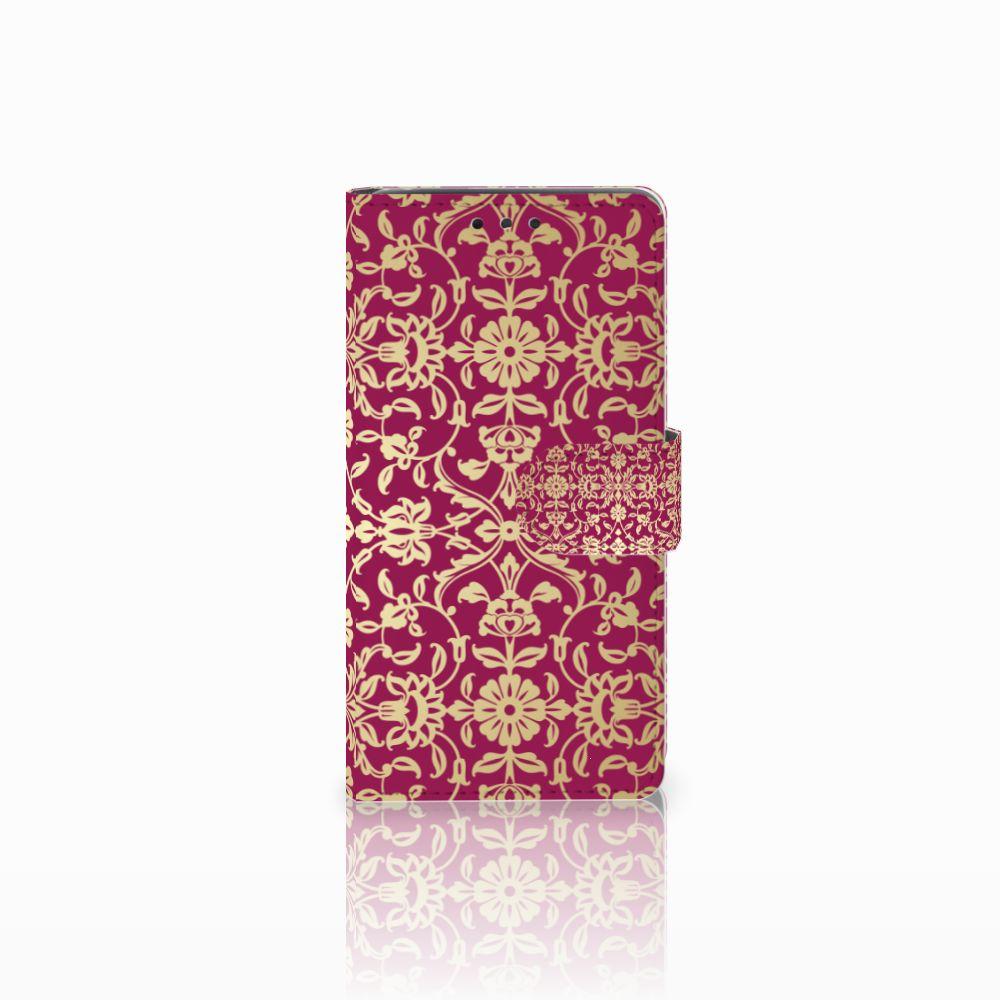 Wallet Case LG Bello 2 Barok Pink