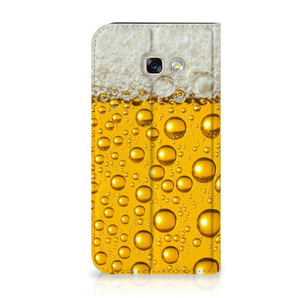 Samsung Galaxy A5 2017 Uniek Standcase Hoesje Bier