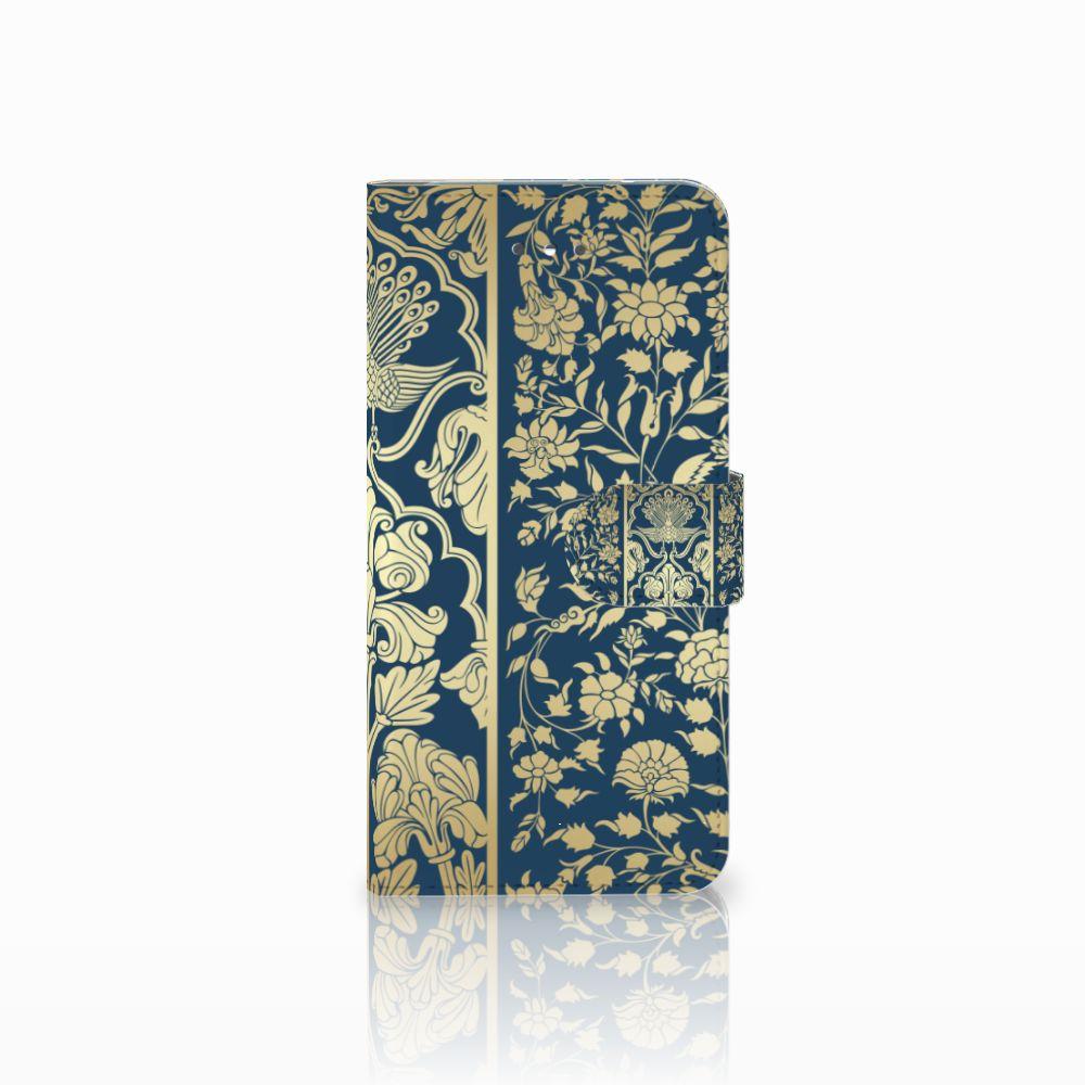 LG Nexus 5X Boekhoesje Golden Flowers