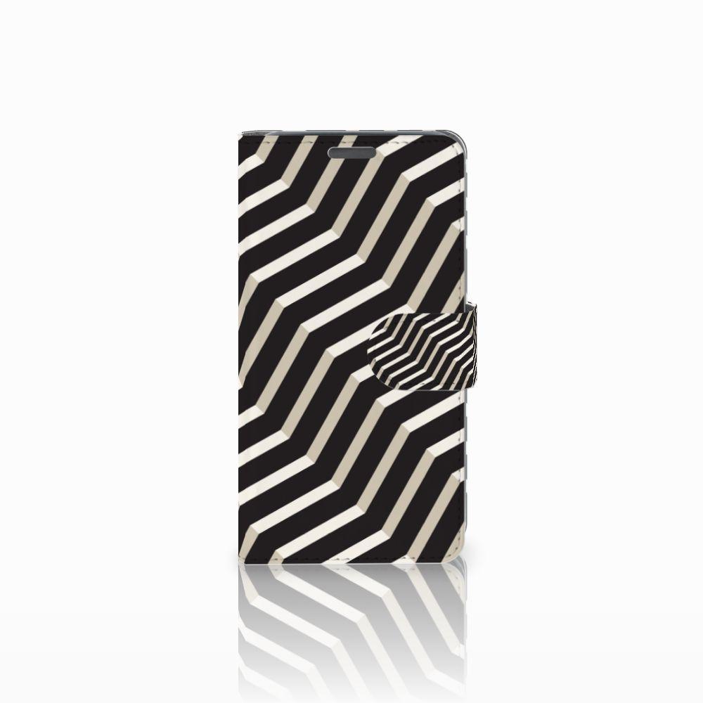 Wiko Lenny Boekhoesje Design Illusion