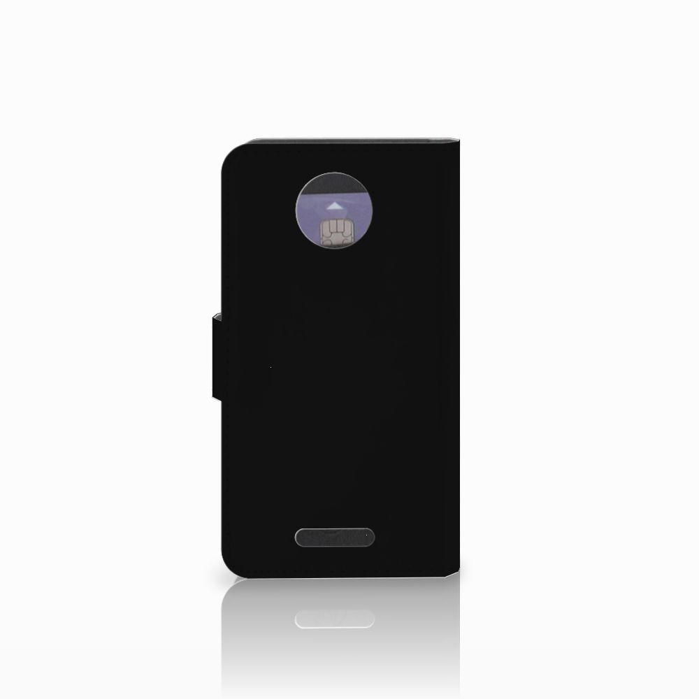 Motorola Moto C Leuke Hoesje Boho Dreamcatcher