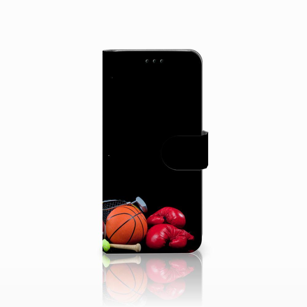 Samsung Galaxy J6 2018 Boekhoesje Design Sports