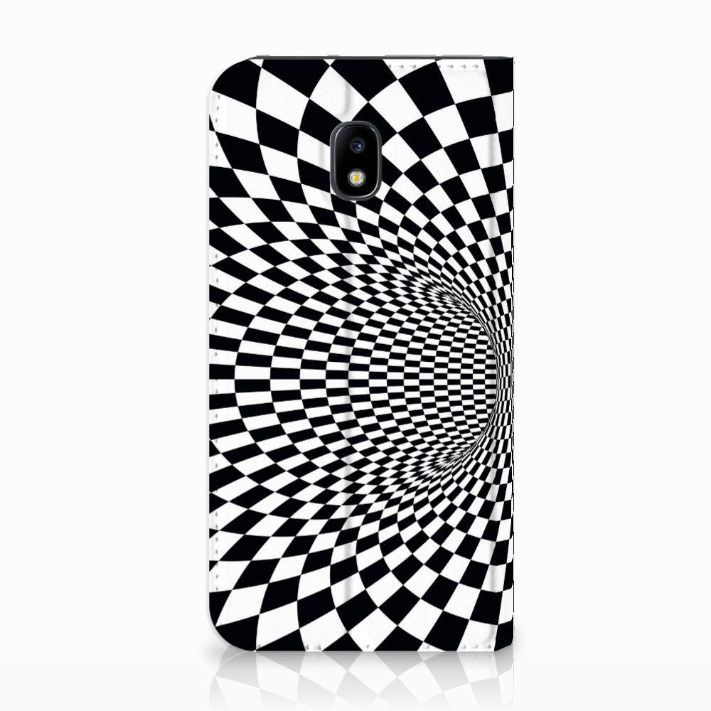 Samsung Galaxy J3 2017 Stand Case Illusie