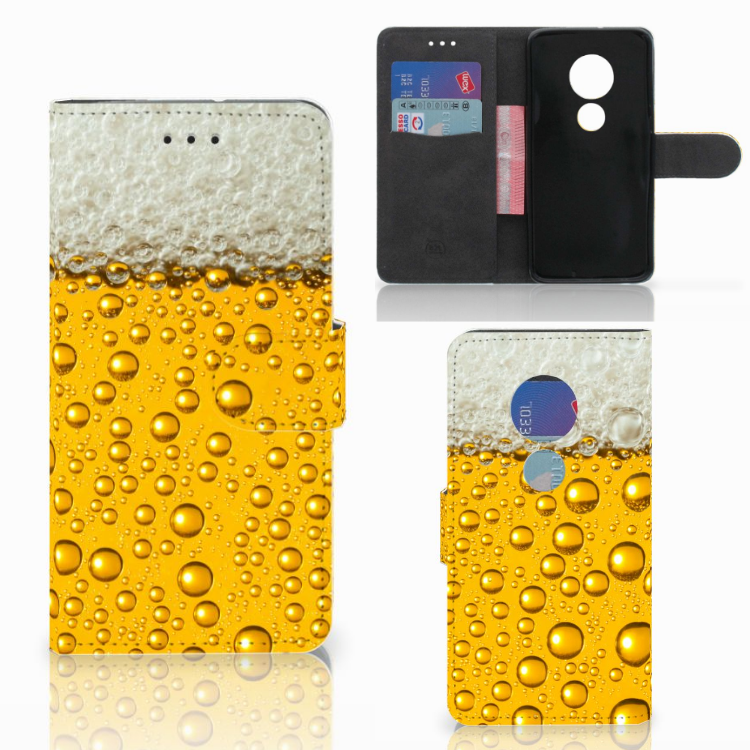Motorola Moto G7 Play Book Cover Bier