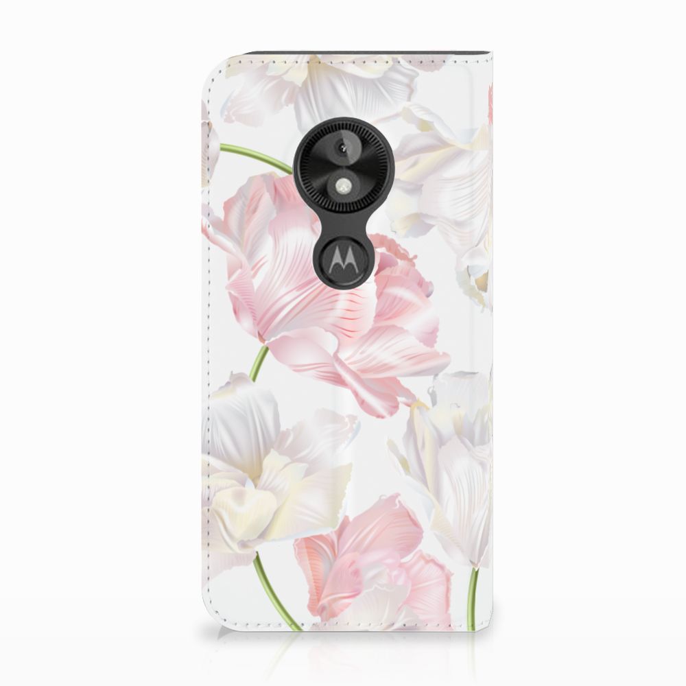 Motorola Moto E5 Play Standcase Hoesje Design Lovely Flowers