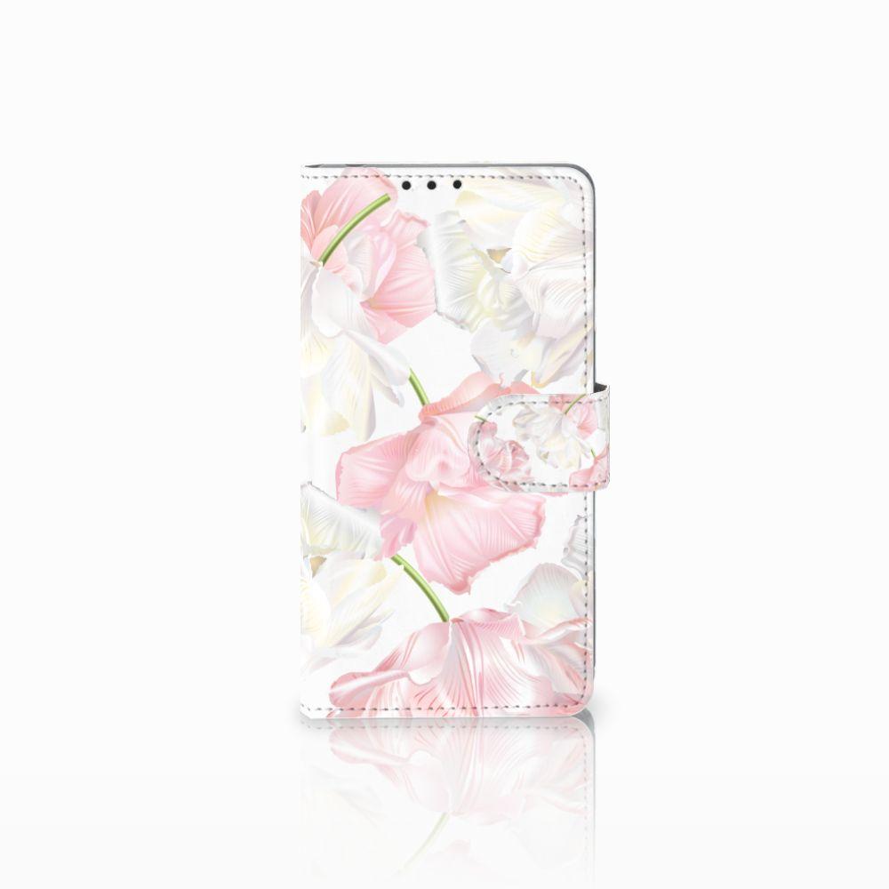 Sony Xperia Z1 Boekhoesje Design Lovely Flowers
