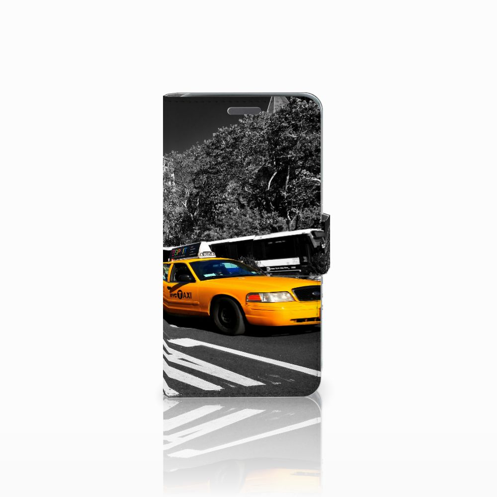 Wiko Rainbow Jam Boekhoesje Design New York Taxi