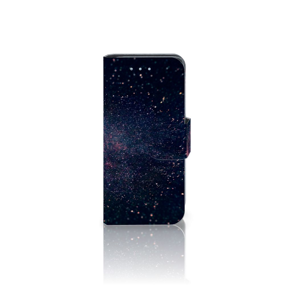 Samsung Galaxy S4 Mini i9190 Boekhoesje Design Stars
