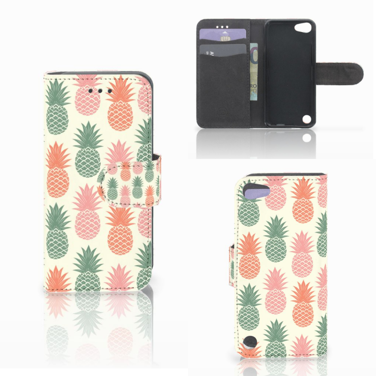 Apple iPod Touch 5 | 6 | iPod (2019) Book Cover Ananas