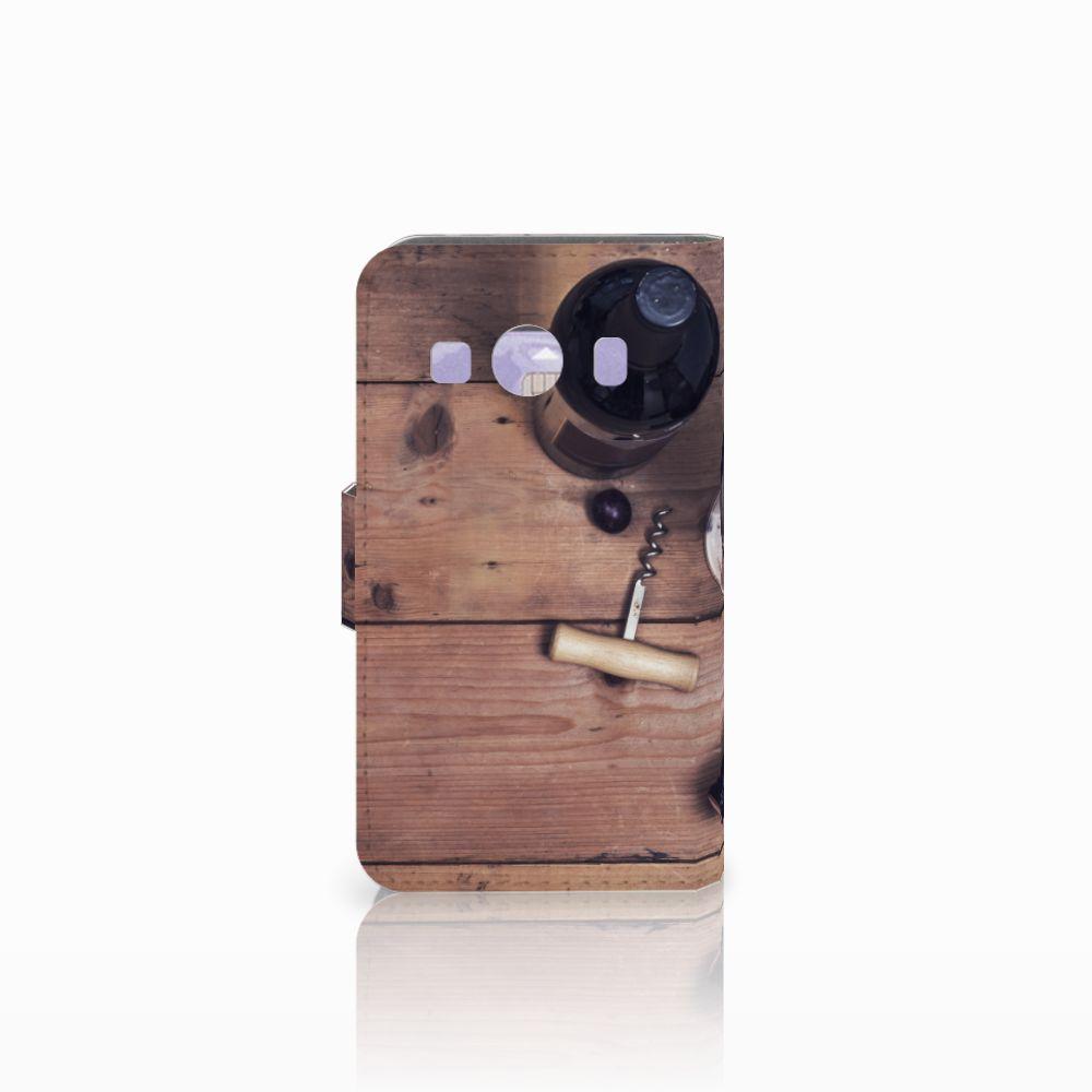 Samsung Galaxy Ace 4 4G (G357-FZ) Book Cover Wijn