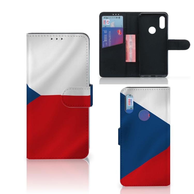 Xiaomi Redmi 7 Bookstyle Case Tsjechië