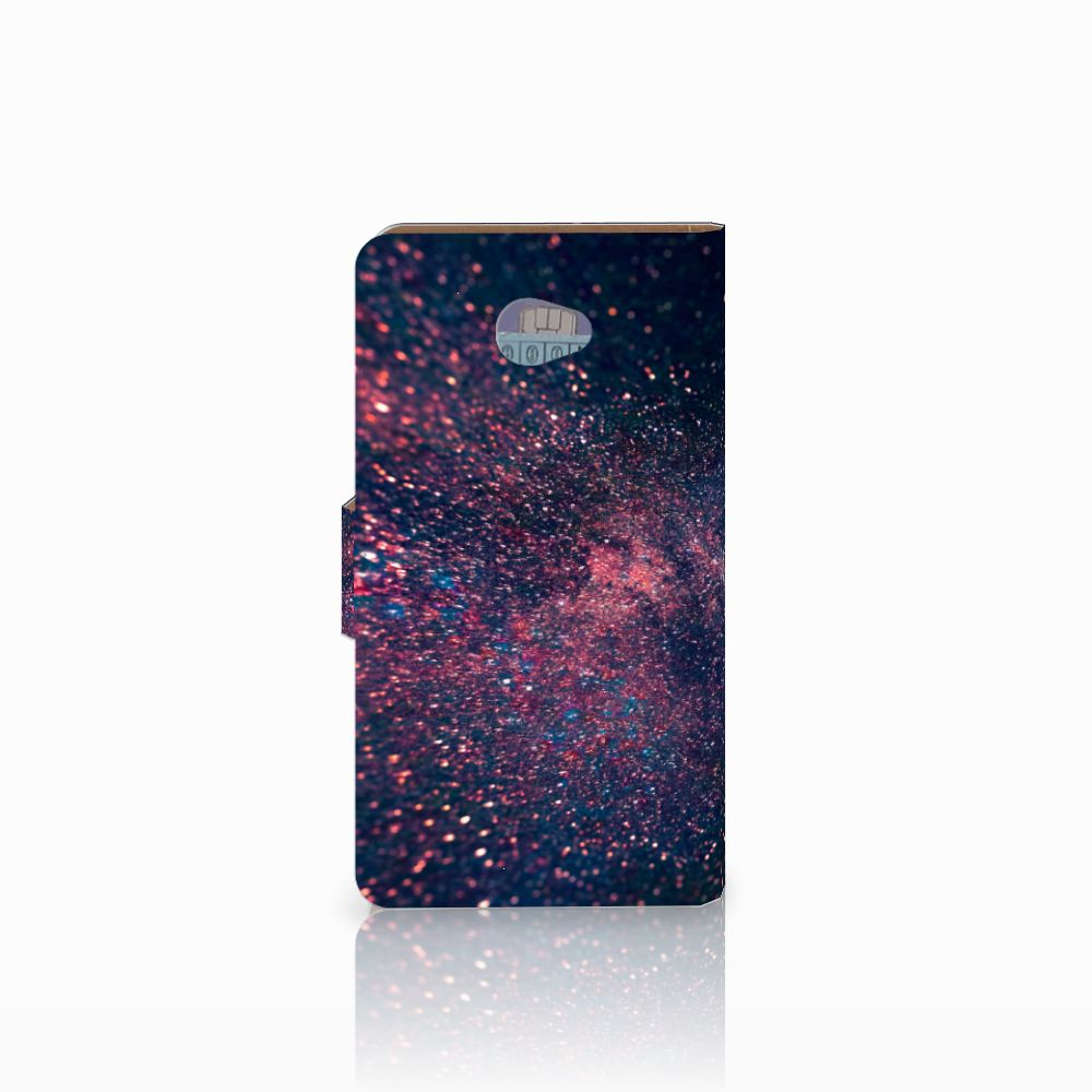 HTC Desire 601 Bookcase Stars