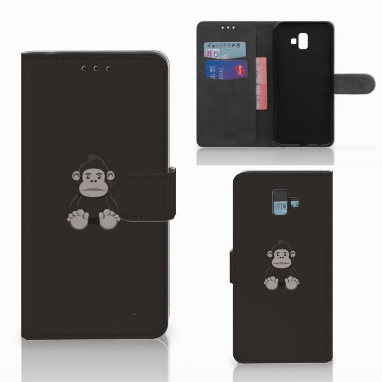 Samsung Galaxy J6 Plus (2018) Leuk Hoesje Gorilla