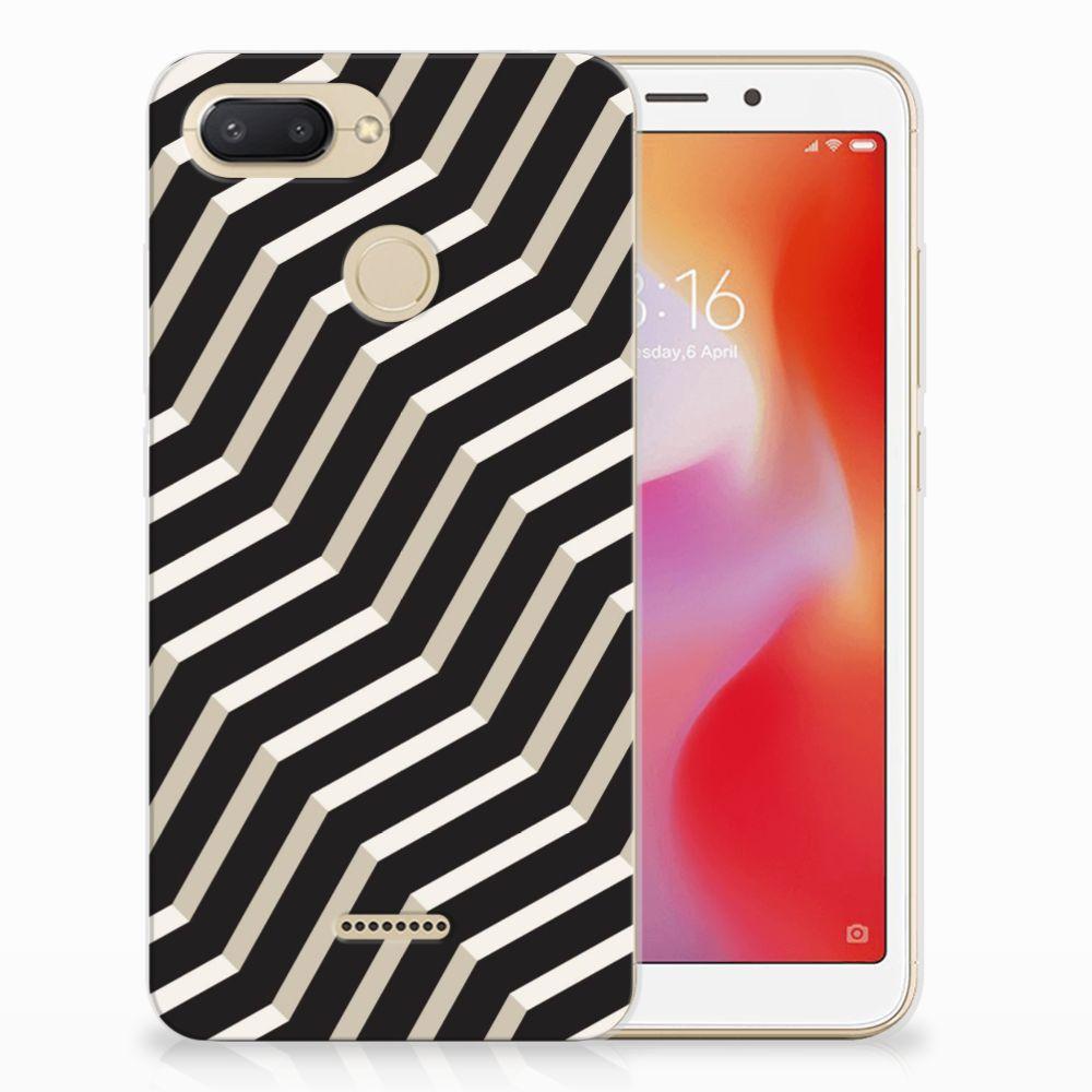 Xiaomi Redmi 6 TPU Hoesje Illusion