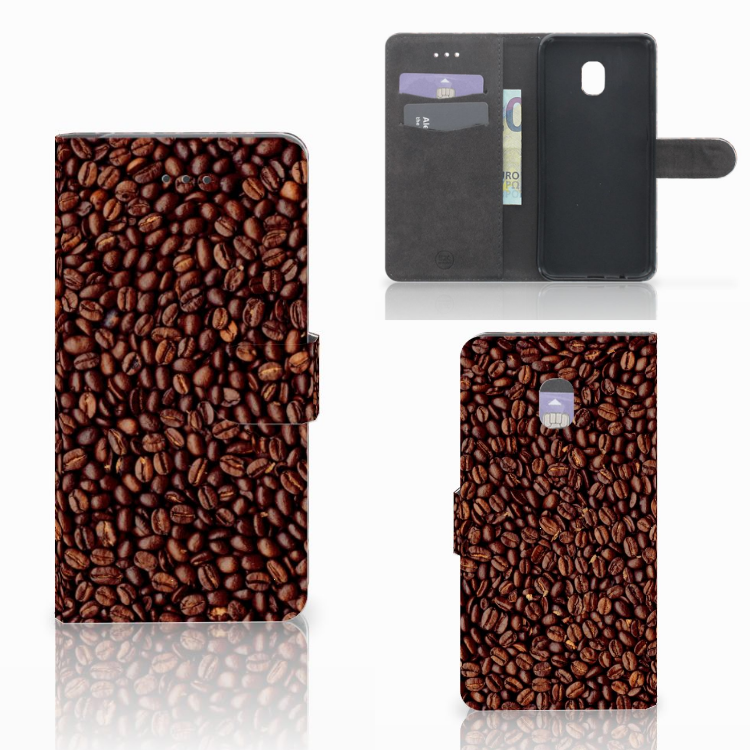 Samsung Galaxy J7 (2018) Book Cover Koffiebonen