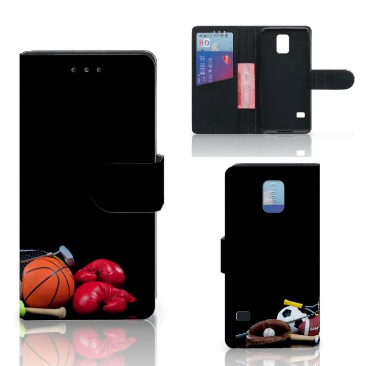 Samsung Galaxy S5 G900 Uniek Ontworpen Hoesje Sport