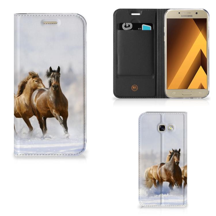 Samsung Galaxy A5 2017 Hoesje maken Paarden