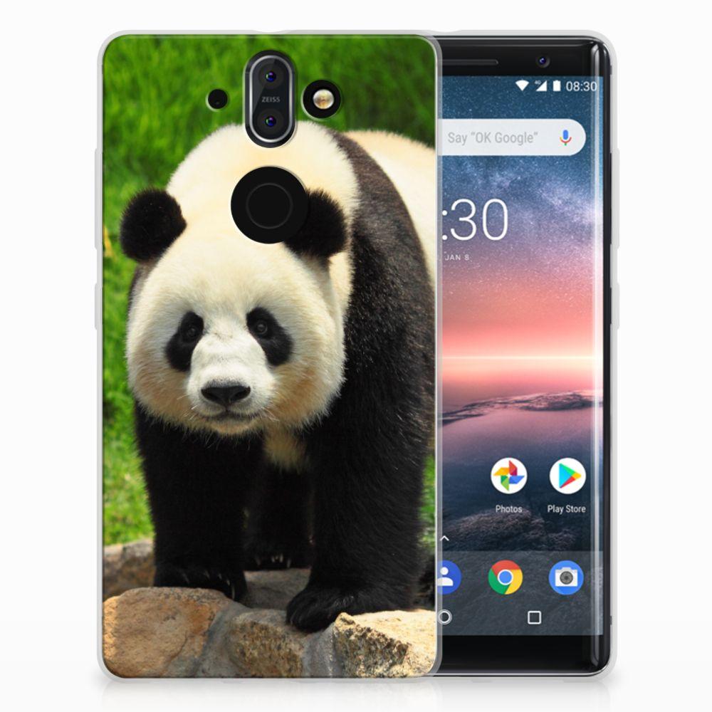 Nokia 9 | 8 Sirocco TPU Hoesje Design Panda