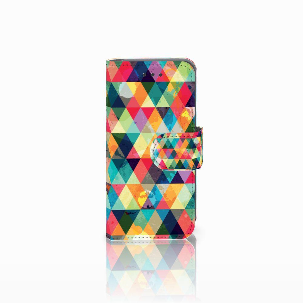 Apple iPod Touch 5 | 6 | iPod (2019) Telefoon Hoesje Geruit