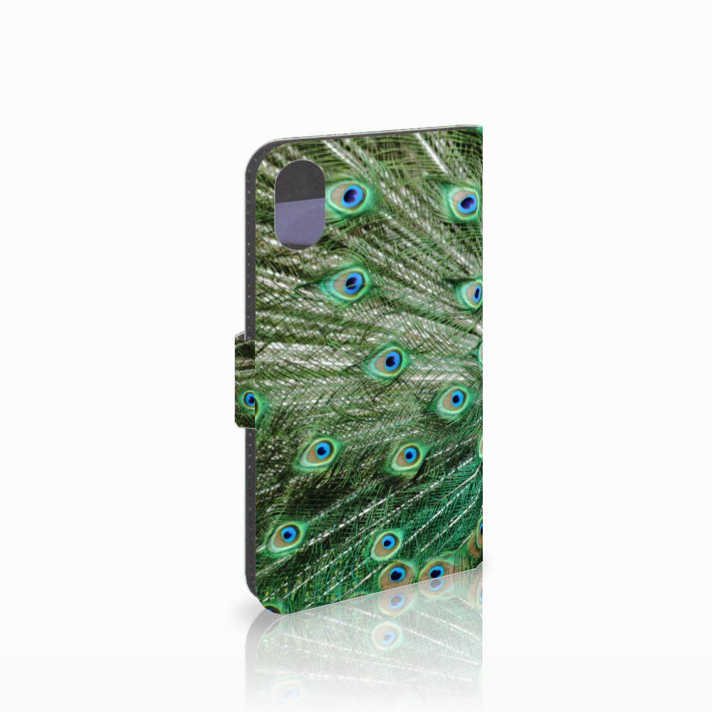 Apple iPhone X | Xs Boekhoesje Design Pauw