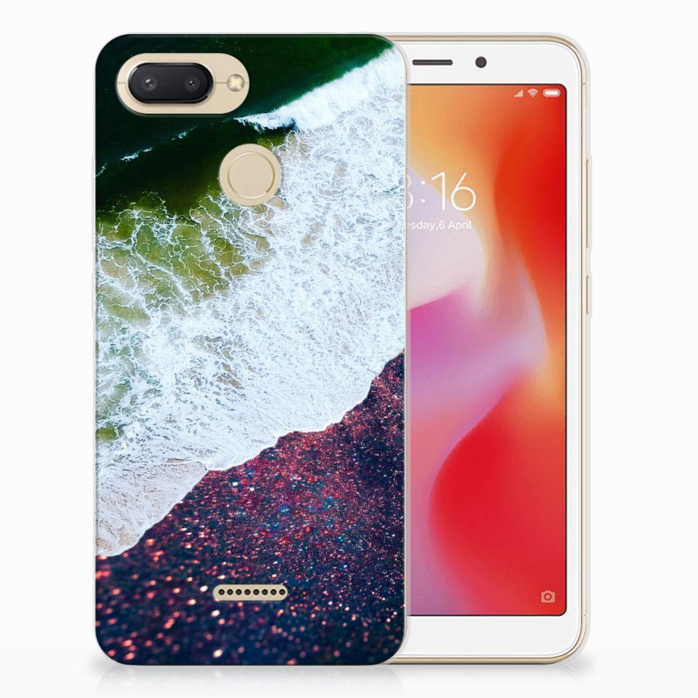 Xiaomi Redmi 6 TPU Hoesje Sea in Space
