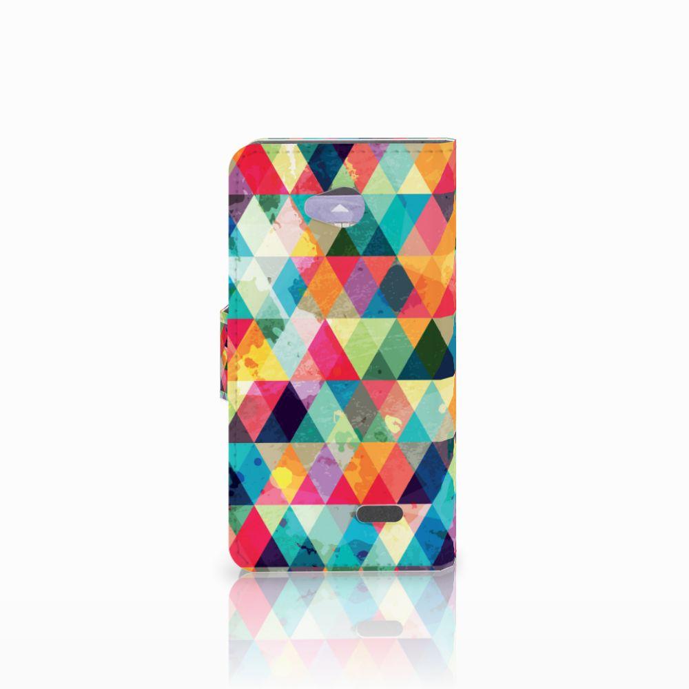 LG L70 Telefoon Hoesje Geruit