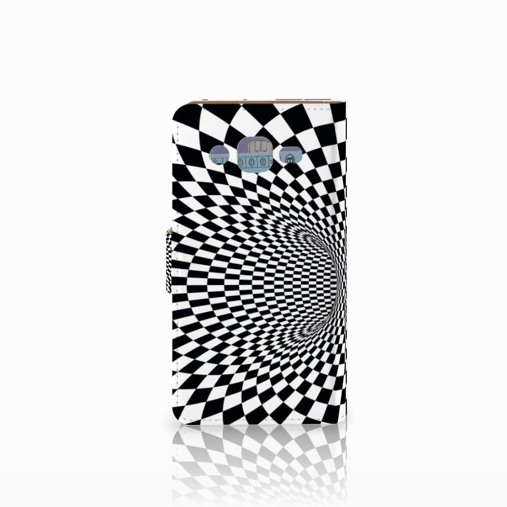 Samsung Galaxy J2 (2015) Bookcase Illusie