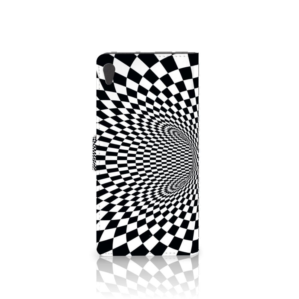 Sony Xperia XA Ultra Bookcase Illusie