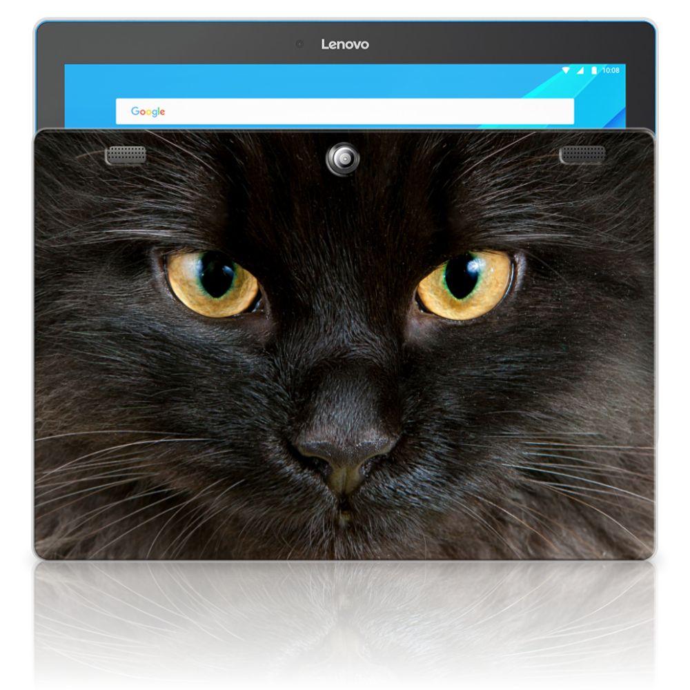 Lenovo Tab 10 | Tab 2 A10-30 Back Case Zwarte Kat
