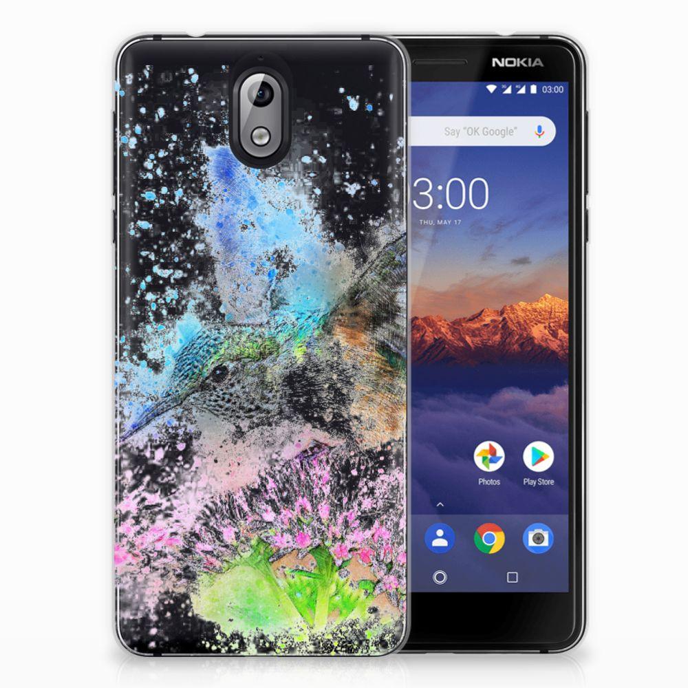 Hoesje maken Nokia 3.1 (2018) Vogel