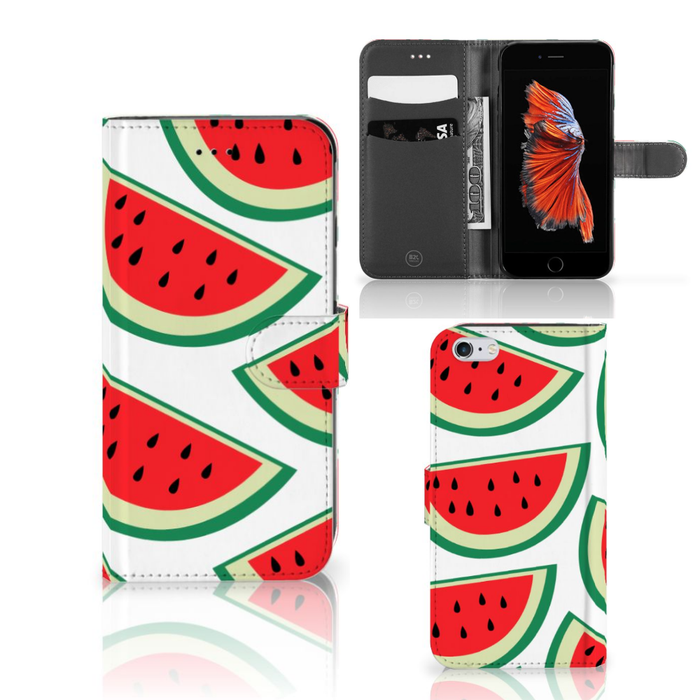 Apple iPhone 6 Plus | 6s Plus Book Cover Watermelons