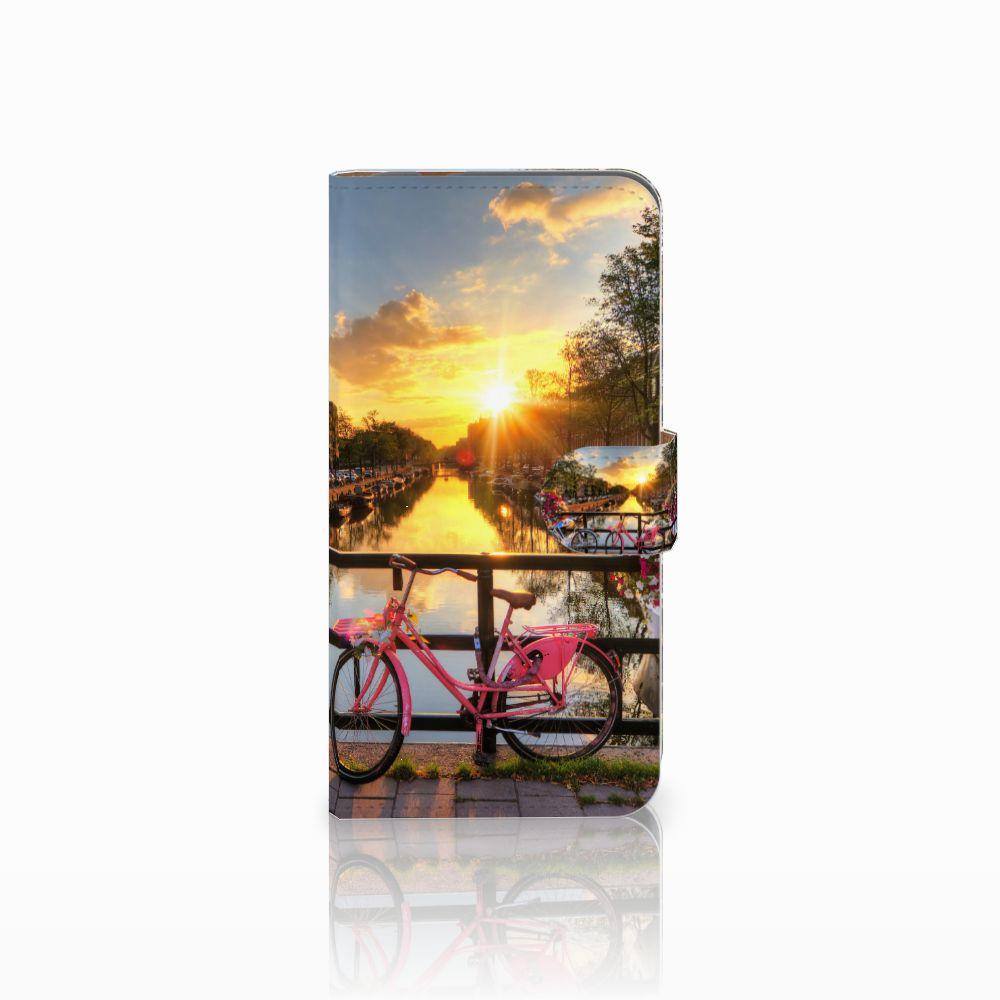 Huawei Nova Plus Uniek Boekhoesje Amsterdamse Grachten