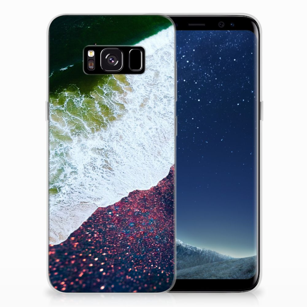 Samsung Galaxy S8 TPU Hoesje Sea in Space